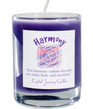 Harmony votive soy candle