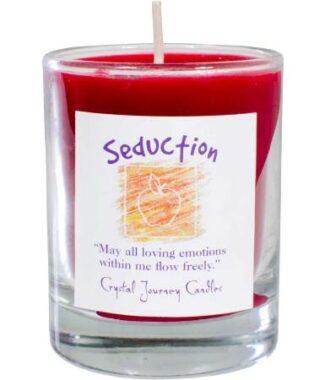 Seduction votive soy candle
