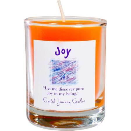 Joy votive soy candle