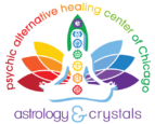 Astrology & Crystals logo